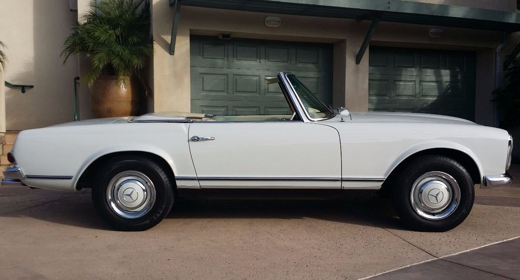 1966 Mercedes-Benz 230 SL  - 15779996 - 35