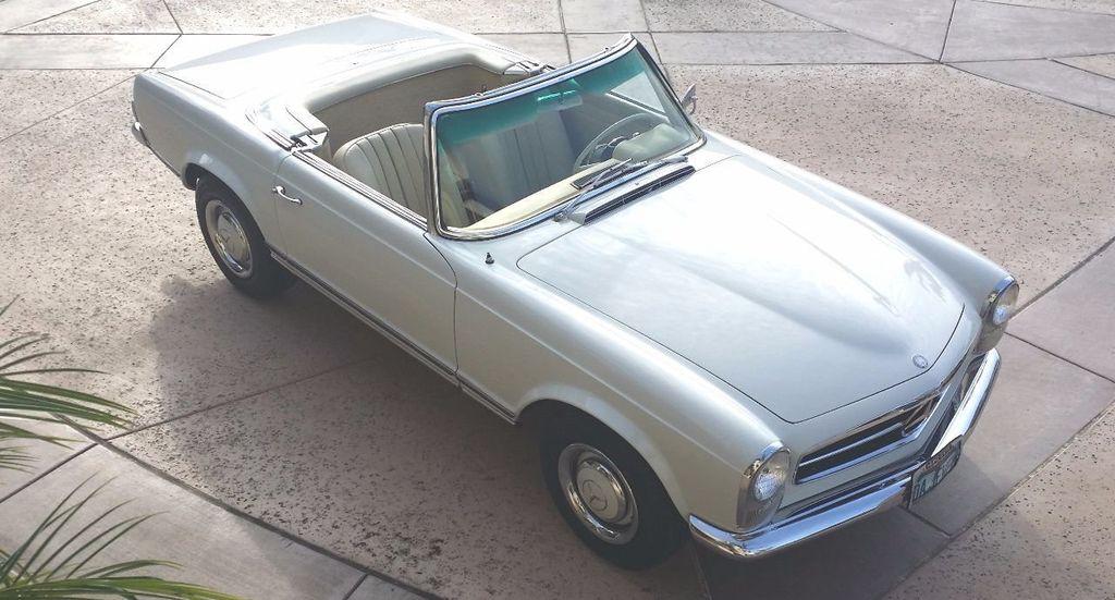 1966 Mercedes-Benz 230 SL  - 15779996 - 36