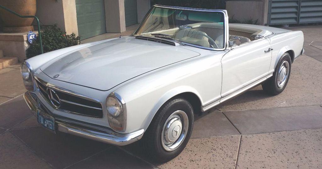 1966 Mercedes-Benz 230 SL  - 15779996 - 37