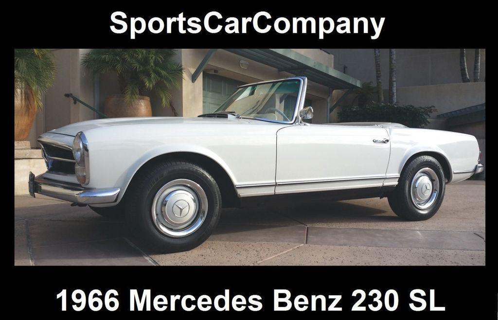 1966 Mercedes-Benz 230 SL  - 15779996 - 3