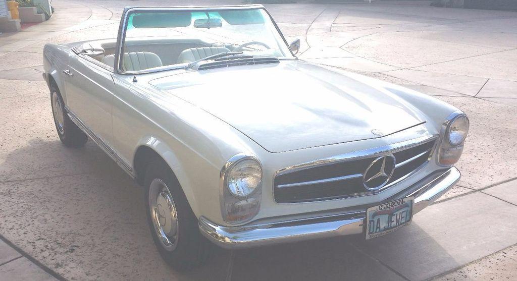 1966 Mercedes-Benz 230 SL  - 15779996 - 38