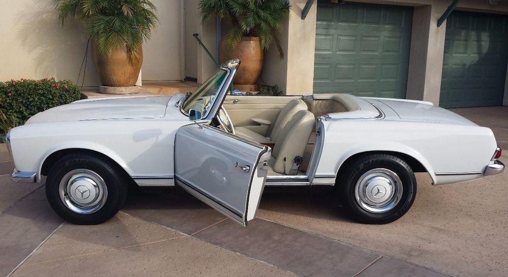 1966 Mercedes-Benz 230 SL  - 15779996 - 40