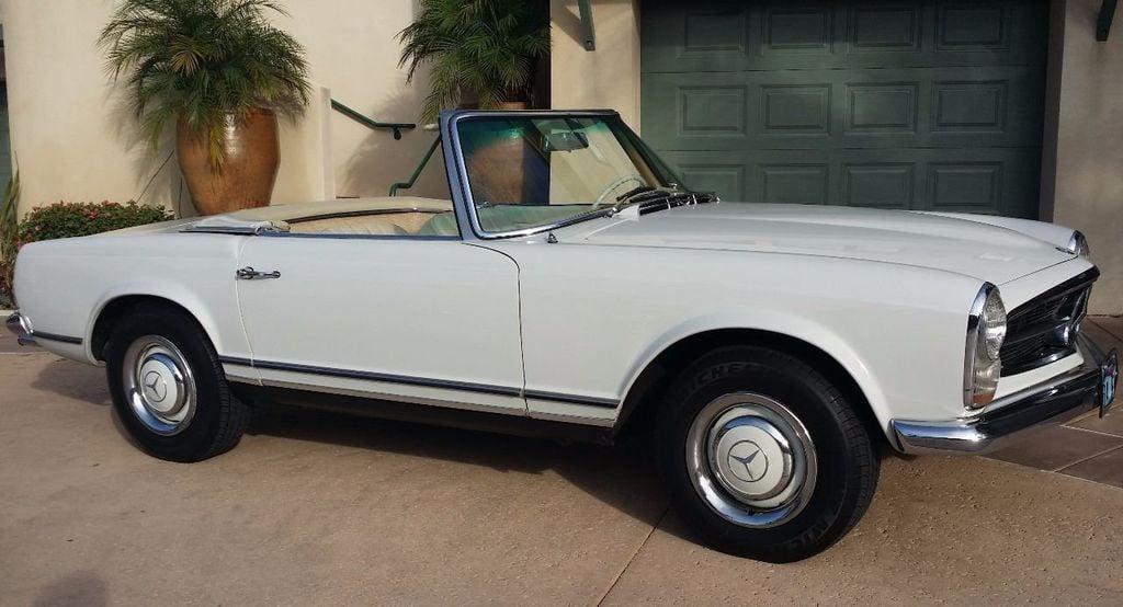 1966 Mercedes-Benz 230 SL  - 15779996 - 43
