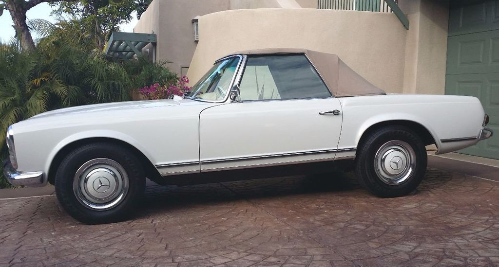 1966 Mercedes-Benz 230 SL  - 15779996 - 47