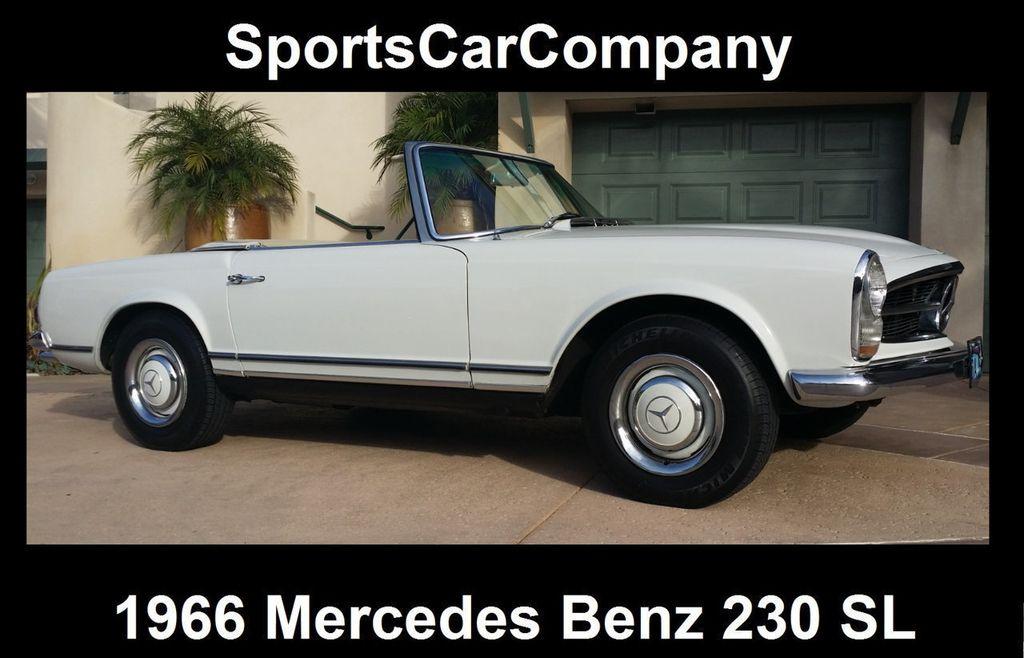 1966 Mercedes-Benz 230 SL  - 15779996 - 4