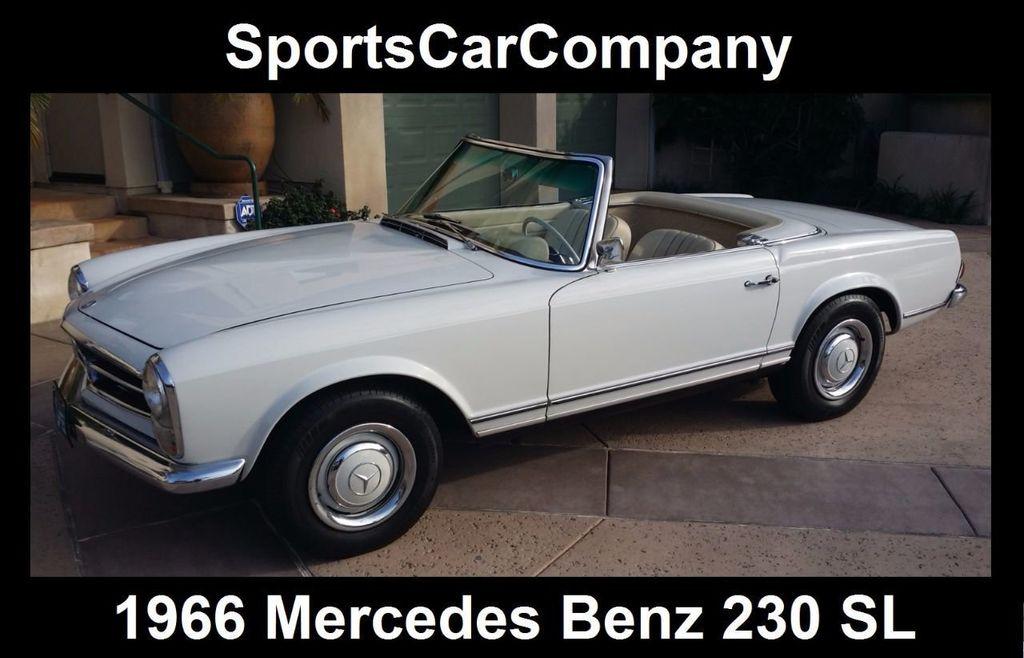 1966 Mercedes-Benz 230 SL  - 15779996 - 48