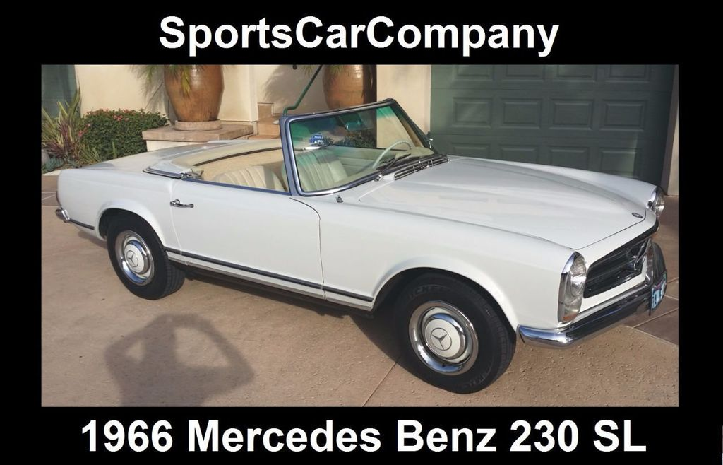 1966 Mercedes-Benz 230 SL  - 15779996 - 49