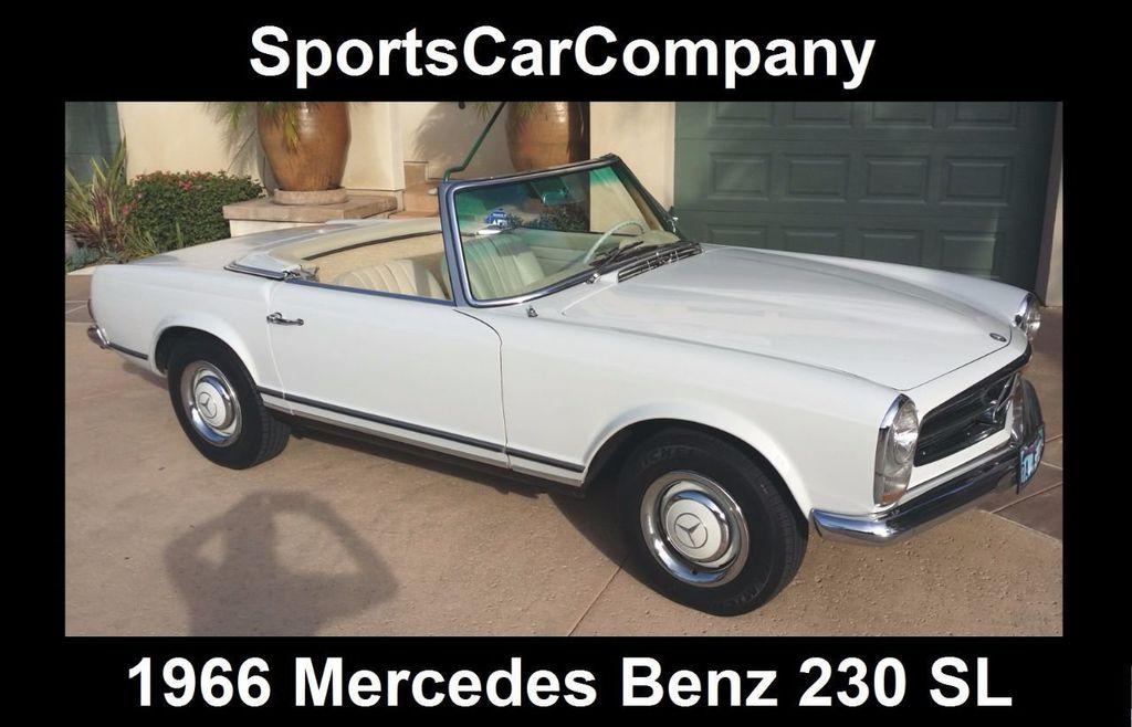 1966 Mercedes-Benz 230 SL  - 15779996 - 49