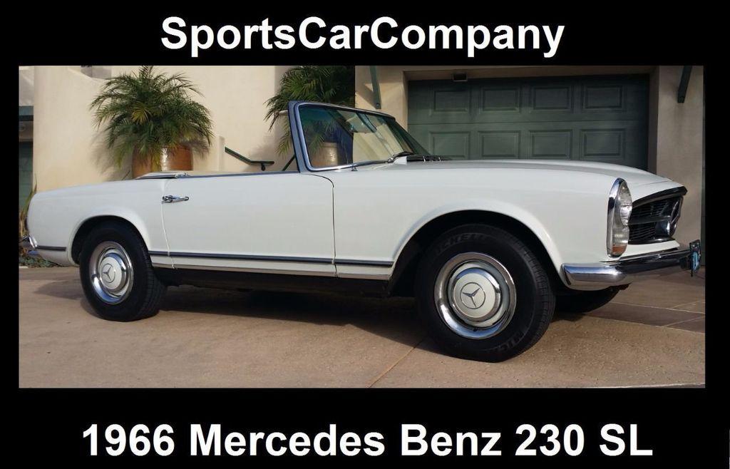 1966 Mercedes-Benz 230 SL  - 15779996 - 50
