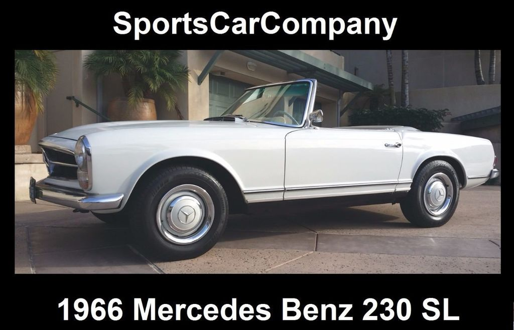 1966 Mercedes-Benz 230 SL  - 15779996 - 51
