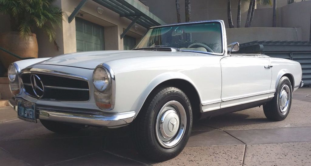 1966 Mercedes-Benz 230 SL  - 15779996 - 7