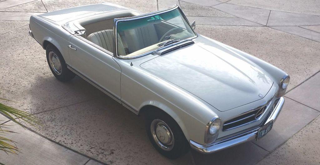 1966 Mercedes-Benz 230 SL  - 15779996 - 8