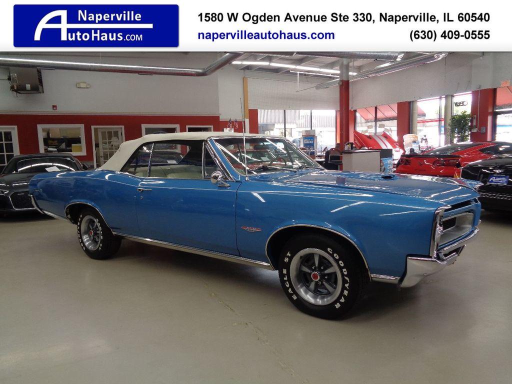 1966 pontiac lemans gto clone convertible convertible 237676b126210 0