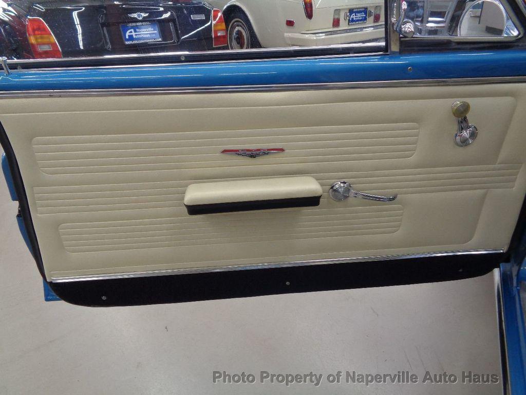 1966 PONTIAC LEMANS GTO Clone Convertible - 16661547 - 10