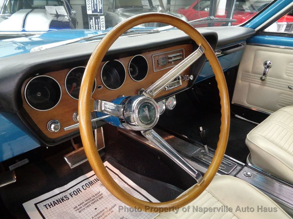 1966 PONTIAC LEMANS GTO Clone Convertible - 16661547 - 12