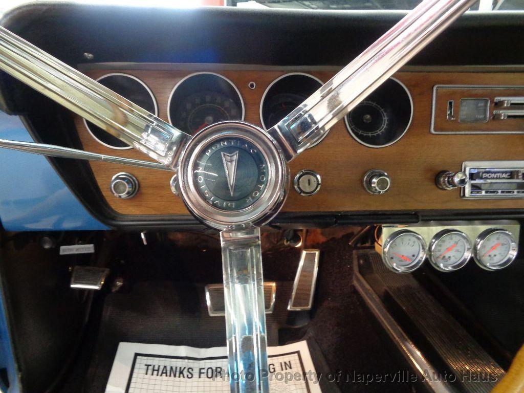 1966 PONTIAC LEMANS GTO Clone Convertible - 16661547 - 13