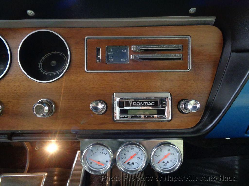 1966 PONTIAC LEMANS GTO Clone Convertible - 16661547 - 14