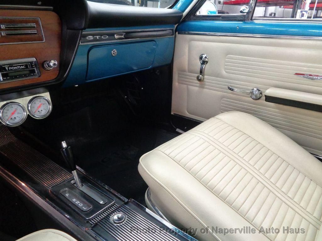 1966 PONTIAC LEMANS GTO Clone Convertible - 16661547 - 15