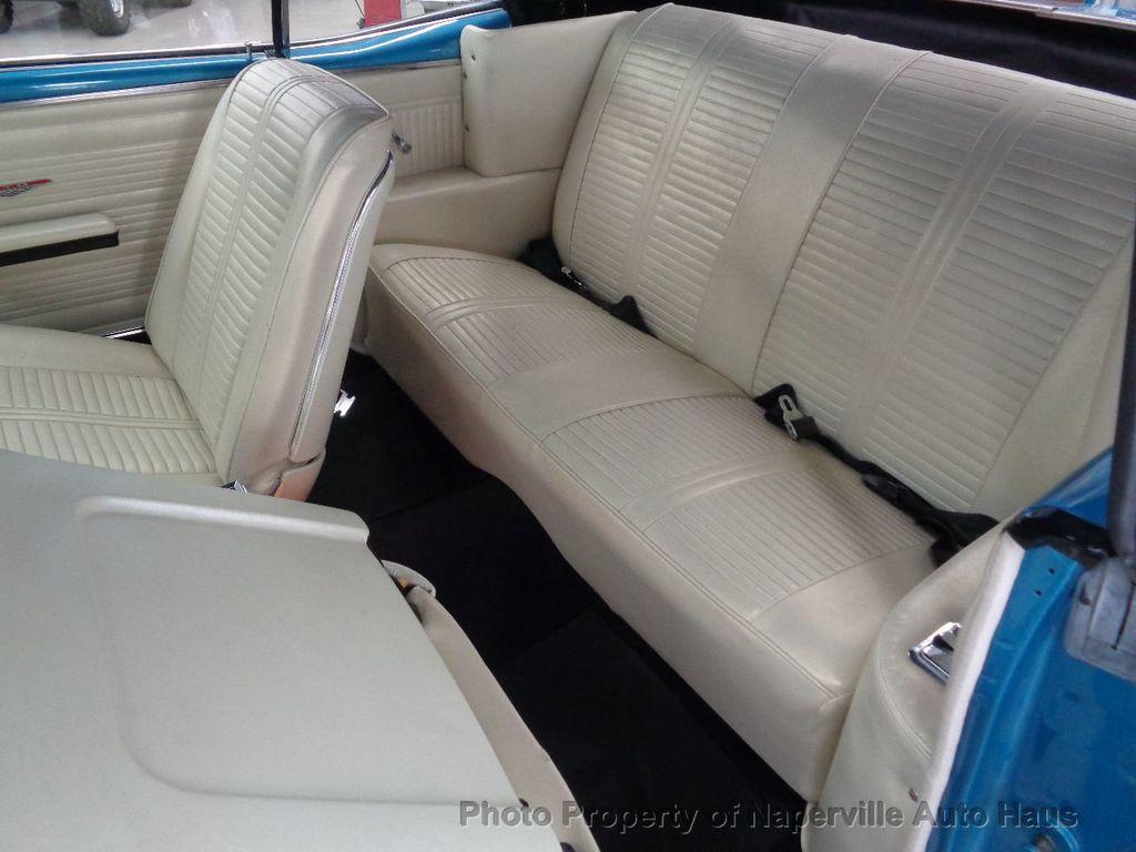 1966 PONTIAC LEMANS GTO Clone Convertible - 16661547 - 16