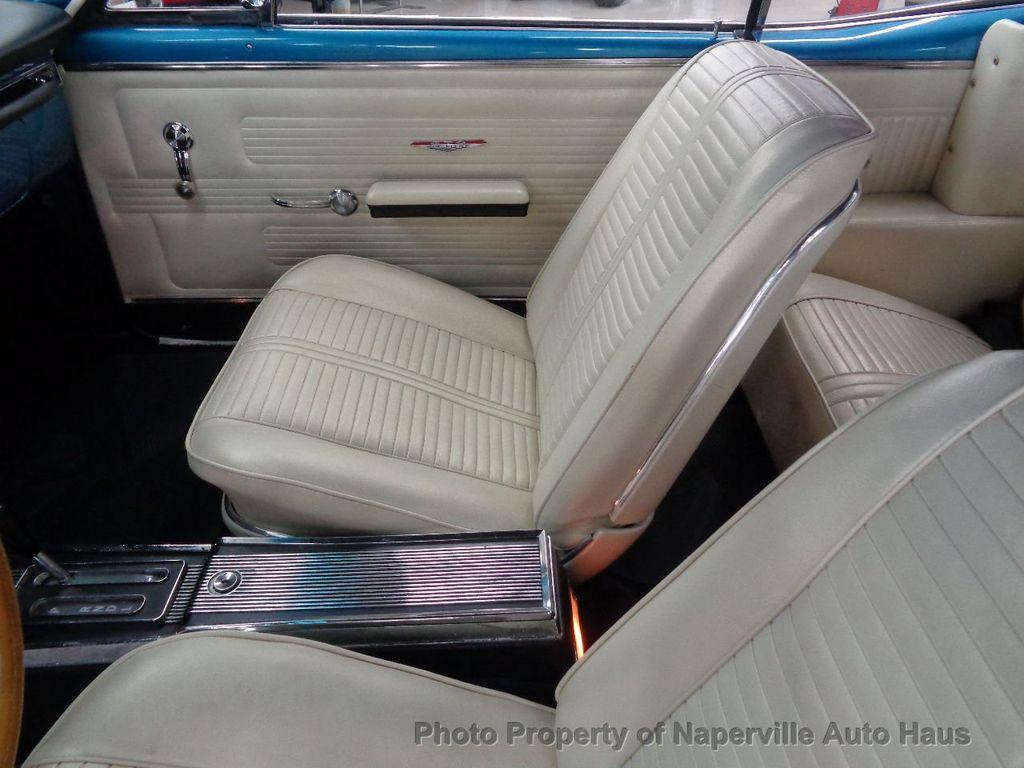 1966 PONTIAC LEMANS GTO Clone Convertible - 16661547 - 17