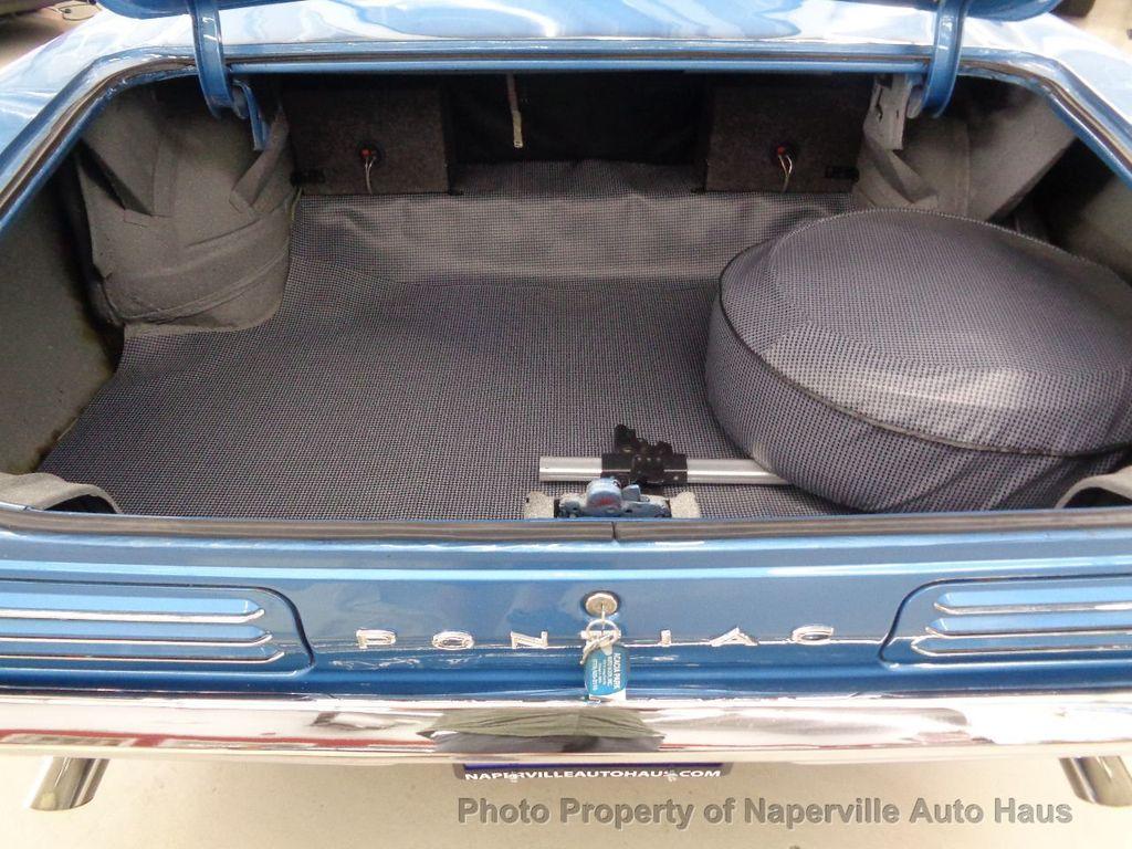 1966 PONTIAC LEMANS GTO Clone Convertible - 16661547 - 18
