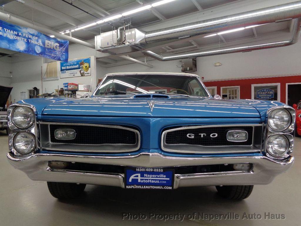 1966 PONTIAC LEMANS GTO Clone Convertible - 16661547 - 1