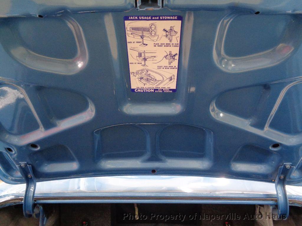 1966 PONTIAC LEMANS GTO Clone Convertible - 16661547 - 20