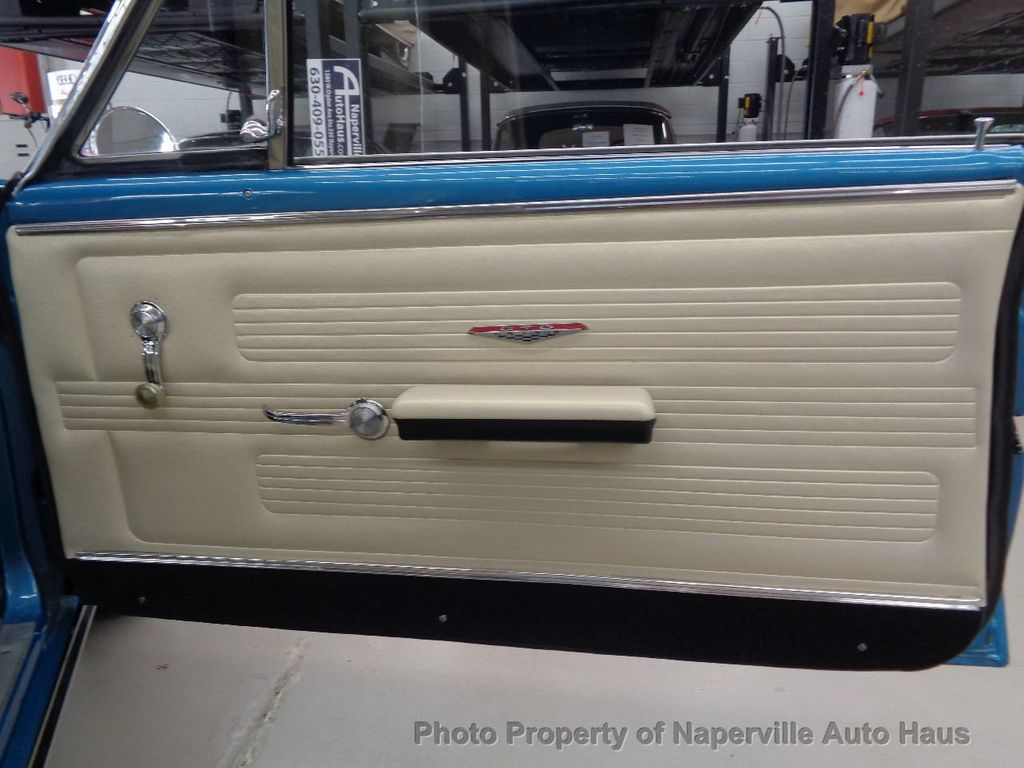 1966 PONTIAC LEMANS GTO Clone Convertible - 16661547 - 22
