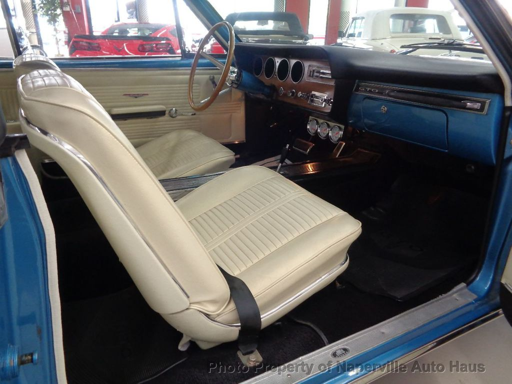 1966 PONTIAC LEMANS GTO Clone Convertible - 16661547 - 24
