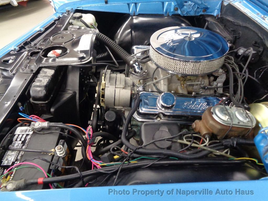1966 PONTIAC LEMANS GTO Clone Convertible - 16661547 - 31
