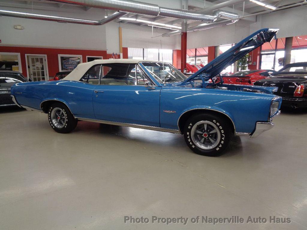 1966 PONTIAC LEMANS GTO Clone Convertible - 16661547 - 33