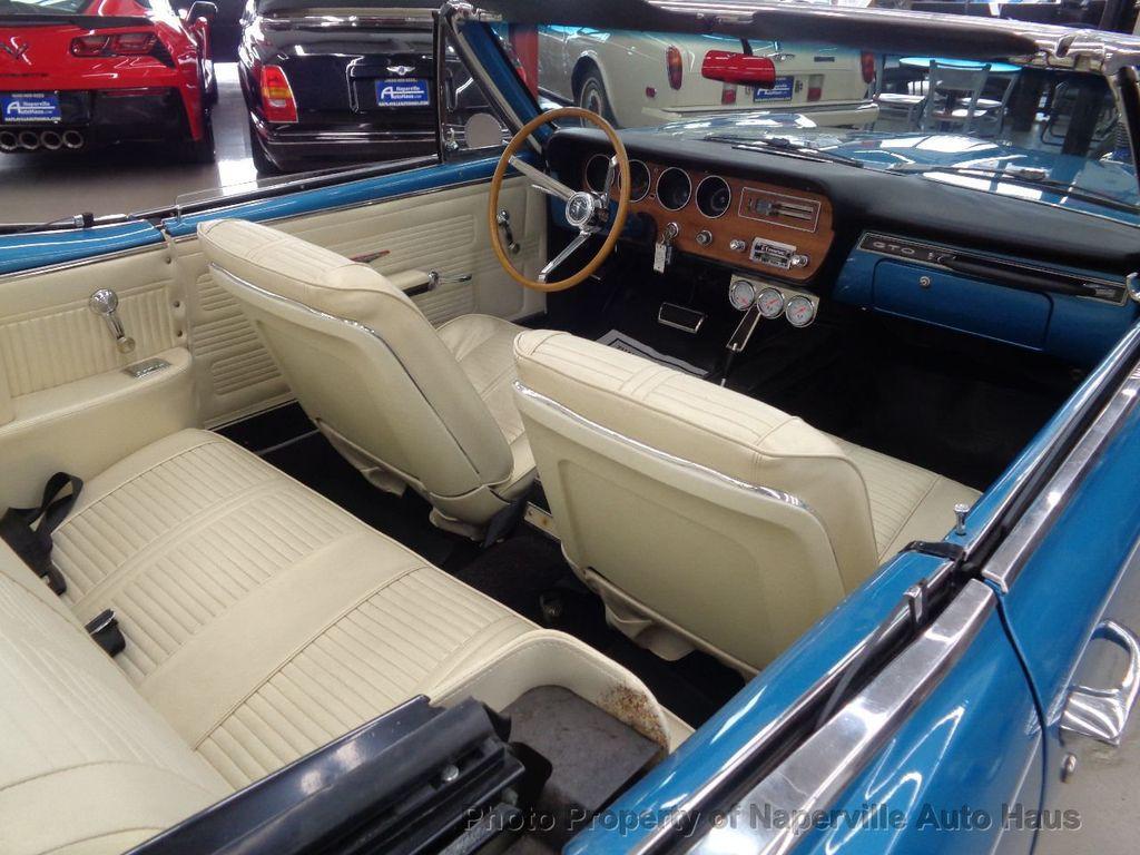 1966 PONTIAC LEMANS GTO Clone Convertible - 16661547 - 38