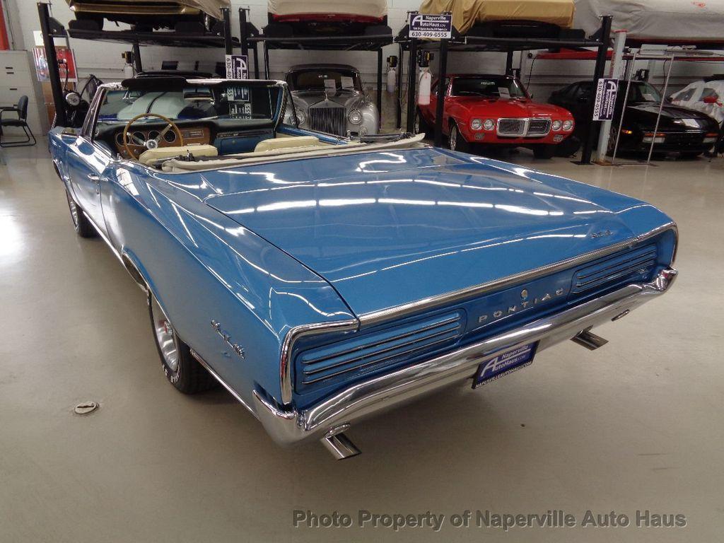 1966 PONTIAC LEMANS GTO Clone Convertible - 16661547 - 40