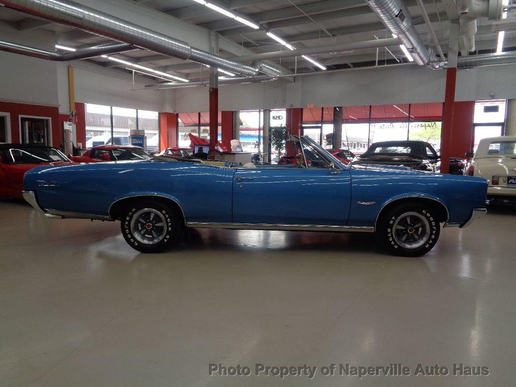 1966 PONTIAC LEMANS GTO Clone Convertible - 16661547 - 42