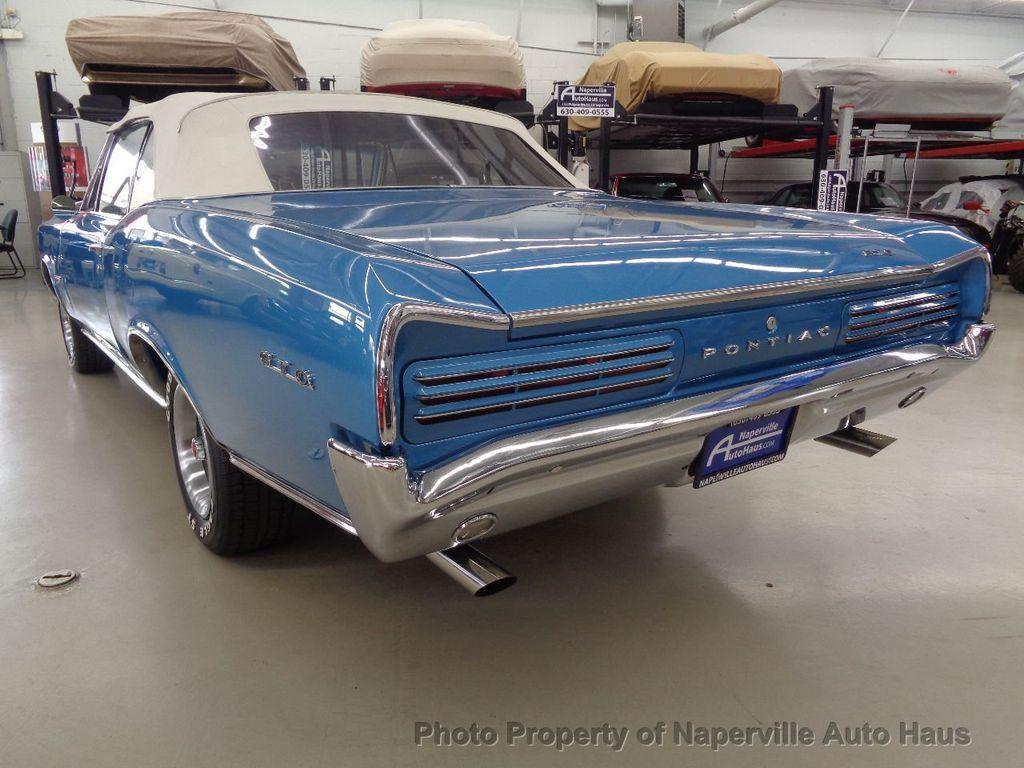 1966 PONTIAC LEMANS GTO Clone Convertible - 16661547 - 5