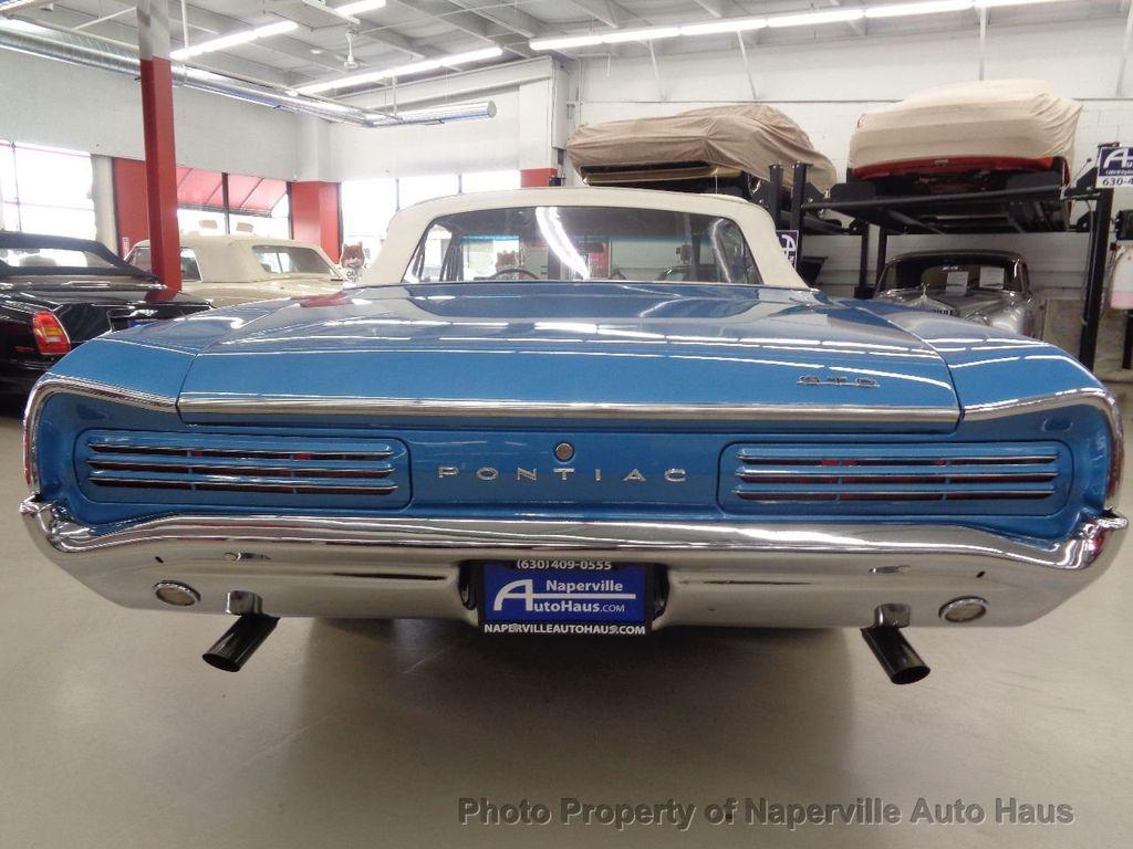 1966 pontiac lemans gto clone convertible convertible 237676b126210 6