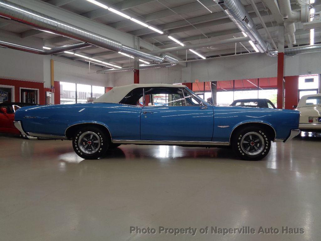 1966 PONTIAC LEMANS GTO Clone Convertible - 16661547 - 8