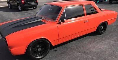 1966 RAM Ram Pickup  Coupe