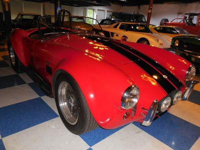 1966 Shelby COBRA CONTEMPORARY Convertible