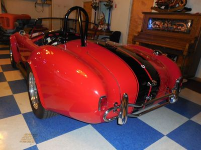 1966 Shelby COBRA CONTEMPORARY - Click to see full-size photo viewer