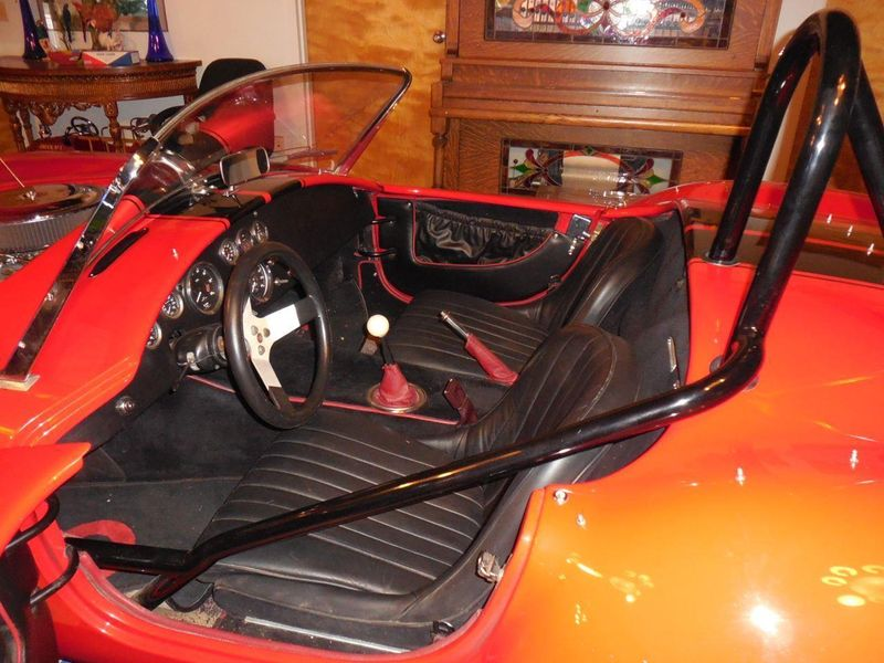 1966 Shelby COBRA CONTEMPORARY Convertible for Sale in Pound Ridge ...