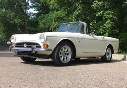 1966 Sunbeam TIGER - B382000621XXXXX
