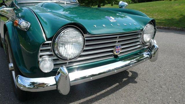 1966 Triumph TR4A RESTORED Convertible for Sale Ramsey, NJ