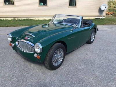 1967 Austin Healey 3000 BJ8  Coupe