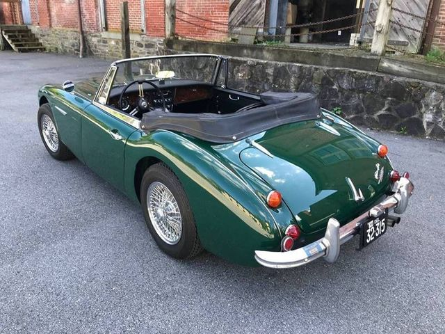 Austin Healey For Sale >> 1967 Austin Healey 3000 Bj8 Coupe For Sale Bellmore Ny 66 000 Motorcar Com