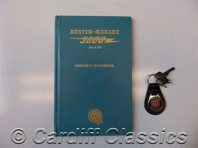 1967 Austin Healey 3000 MK III BJ8 - Click to see full-size photo viewer