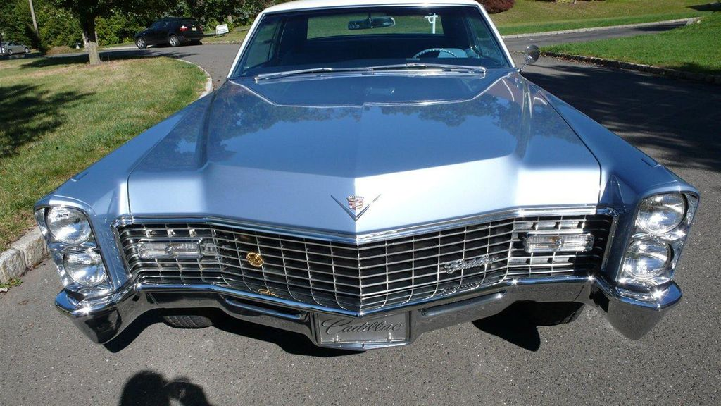1967 Cadillac Deville Coupe Deville Coupe For Sale In Ramsey Nj On Motorcar Com