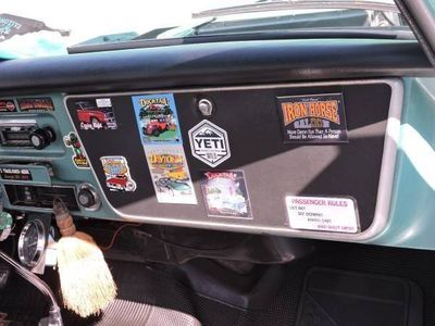 1967 Chevrolet C/K 10 Series  - Click to see full-size photo viewer