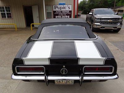 1967 Chevrolet Camaro  - Click to see full-size photo viewer