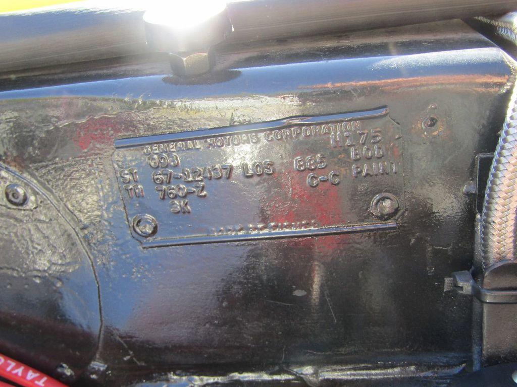 1967 Chevrolet Camaro  - 17772252 - 17